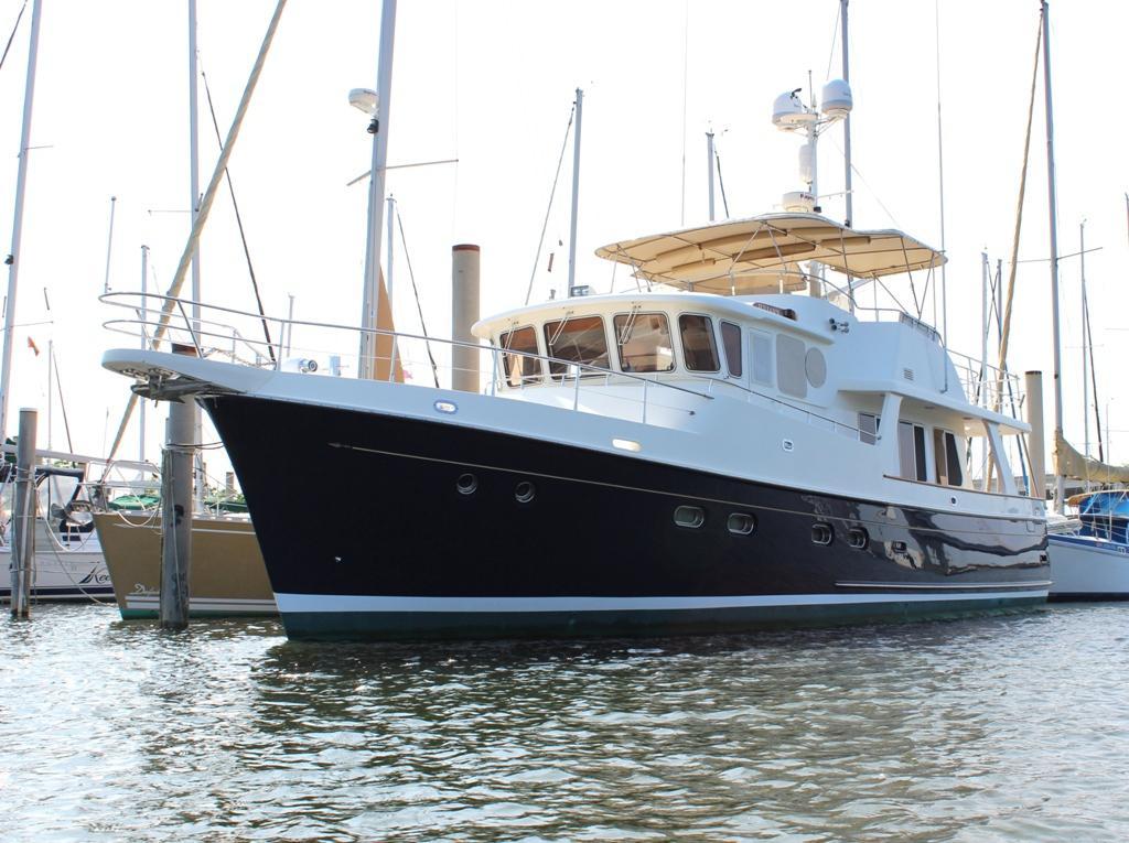 Selene 50 Ocean Trawler