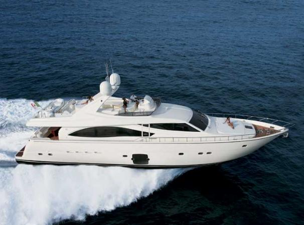 Ferretti Yachts 830 Manufacturer Provided Image: 830