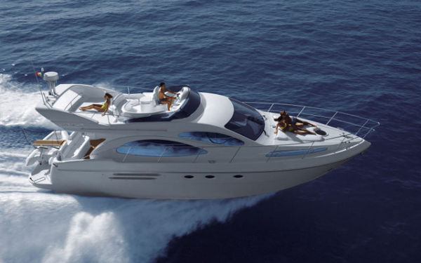 Azimut 46 Photo 1