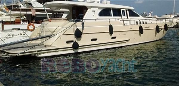 Pacific shipyard Prestige 200 FullSizeRender