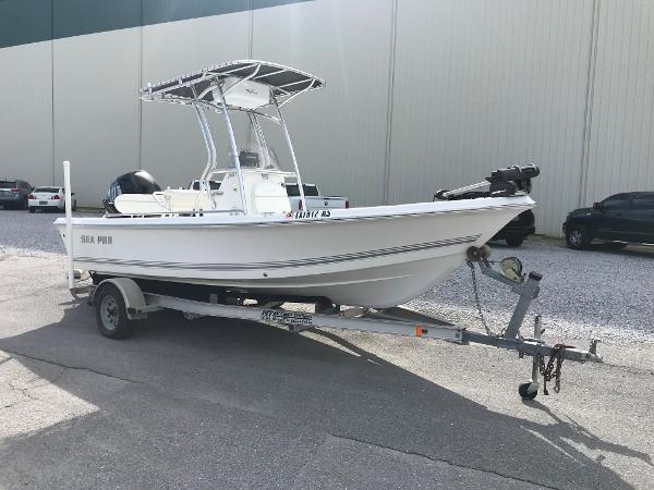 Sea Pro 1900 SV
