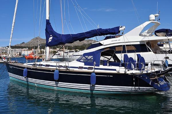 X Yachts 562