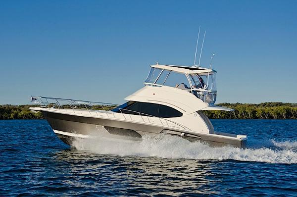 Riviera 45 Open Flybridge- IN STOCK! Riviera 45 Series II