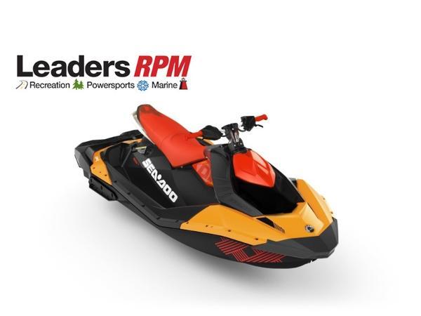 Sea-Doo SPARK® TRIXX™ 3-up Rotax 900 HO ACE Orange Crush