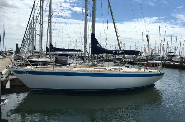 Sweden Yachts Comfort 34 Sweden Yachts Comfort 34