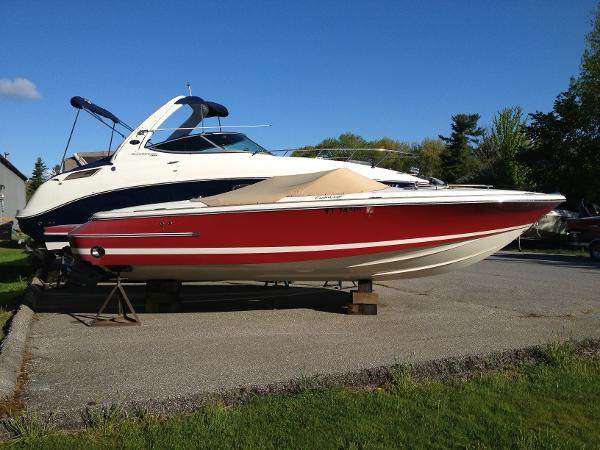 Chris-Craft 22 Lancer Rumble Heritage Edition