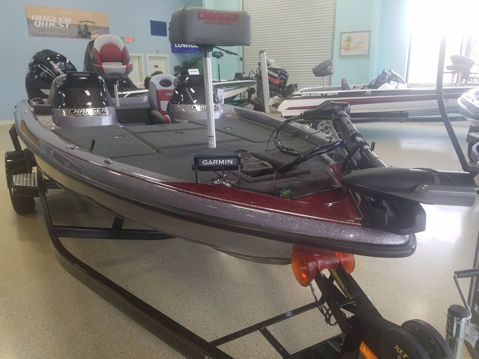 Charger Boats 186 Tf