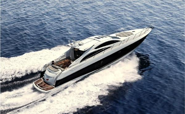 Sunseeker Predator 72 Motor Yacht Profile