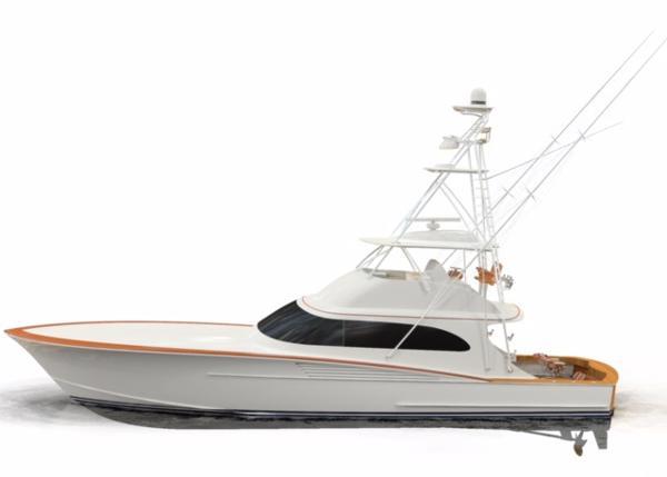 Winter Custom Yachts 63 Custom Carolina