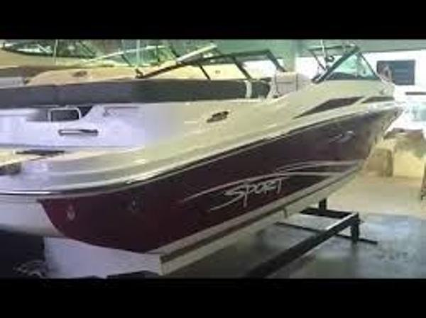 Sea Ray 205 Bow Rider