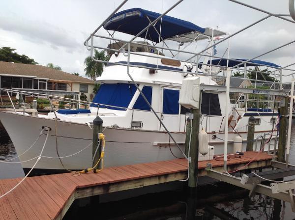 Present Yachts Sundeck Trawler