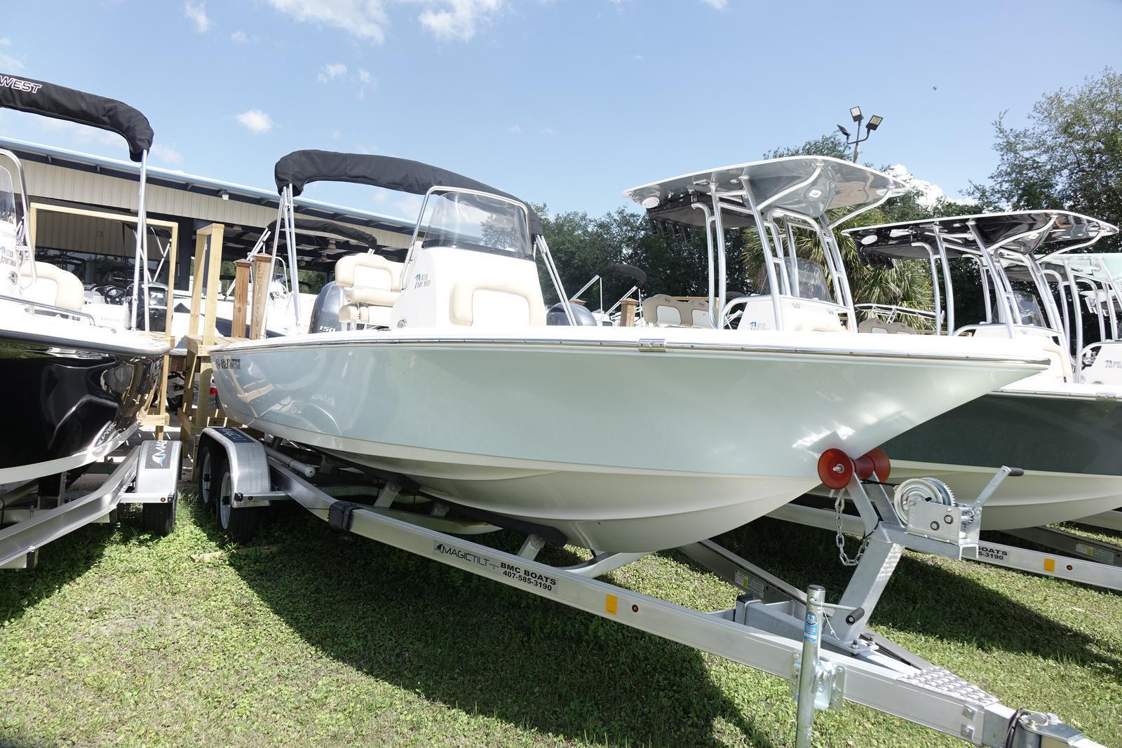 Key West Boats, Inc. 210BR