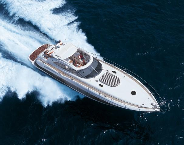 Sunseeker Predator 56 Manufacturer Provided Image: Predator 56