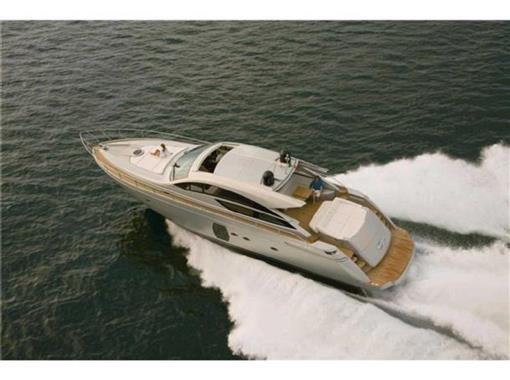 Pershing 64 Profile