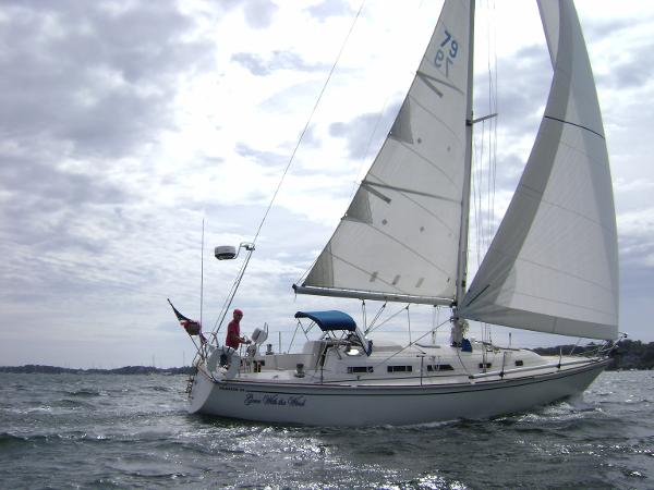 Pearson 36 Mk Ii Gone With the Wind