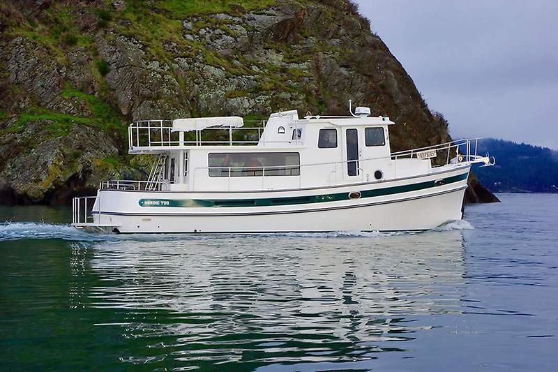 Nordic Tugs PILOTHOUSE TRAWLER 1 Profile Stb underway.JPG