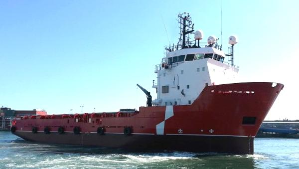 Custom 220' Offshore Supply Vessel