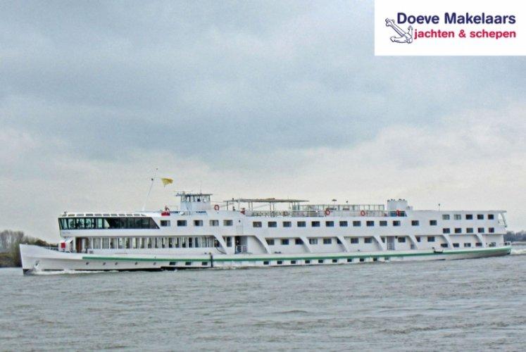 Hotel Passagiersschip 144 passagiers
