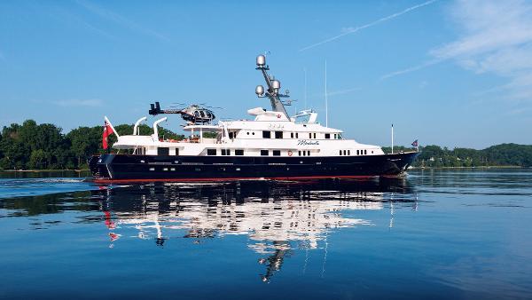 Feadship 57m Motoryacht