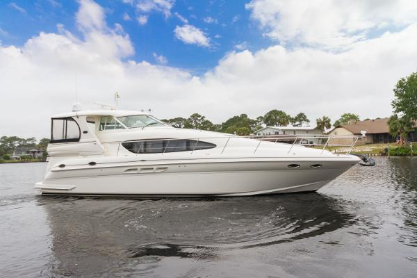 Sea Ray 480 Motor  Yacht #1 Sea Ray  480 MY