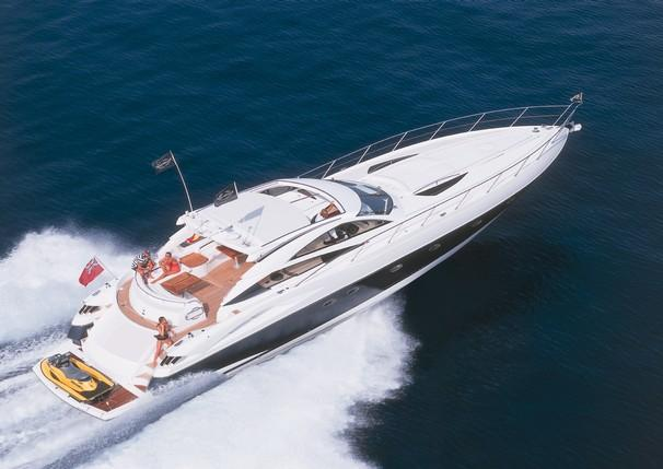 Sunseeker Predator 68 Manufacturer Provided Image: Predator 68