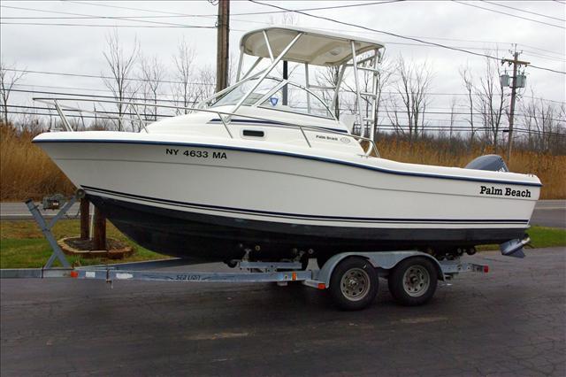 Palm Beach Fishing Boat 2200