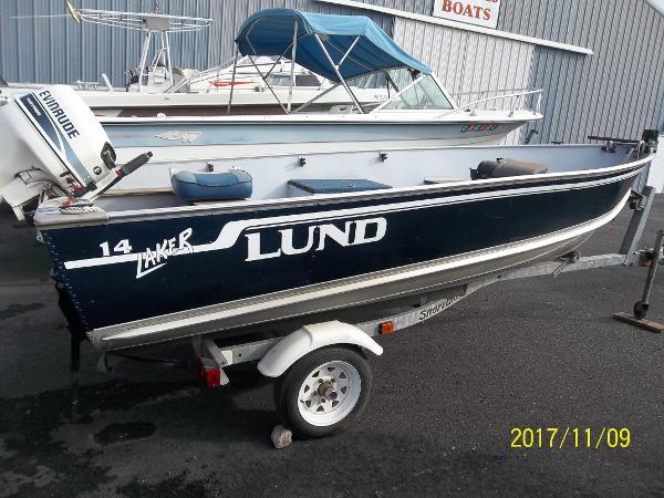 Lund 14 Lund Boat