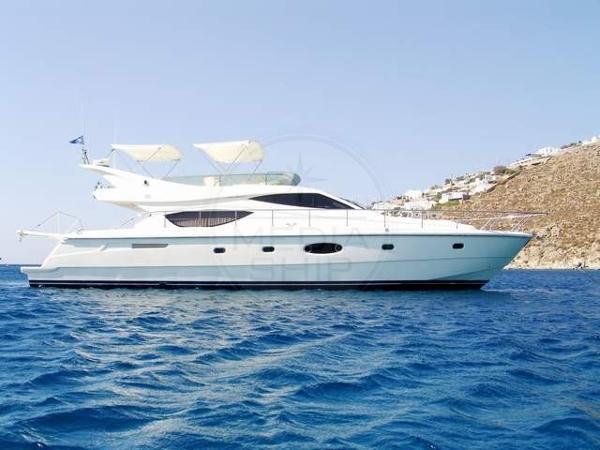 Ferretti Yachts 550 FERRETTI - FERRETTI 550 - exteriors