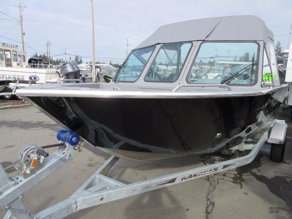 Rh Boats 19' Coastal