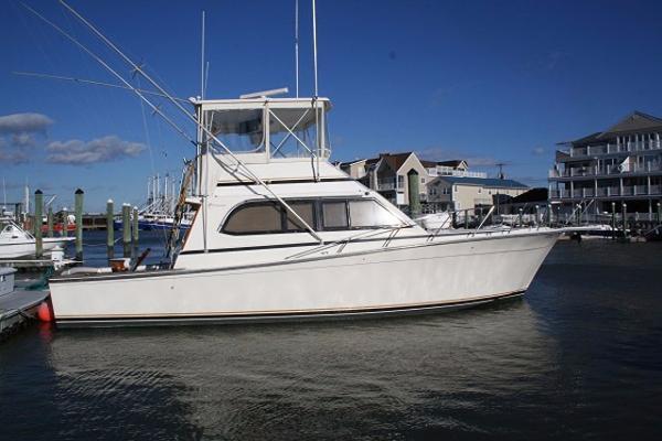 Egg Harbor 43 Sport Fisherman Profile