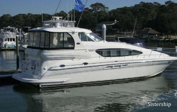 Sea Ray 480 Motor  Yacht Profile (Sistership)