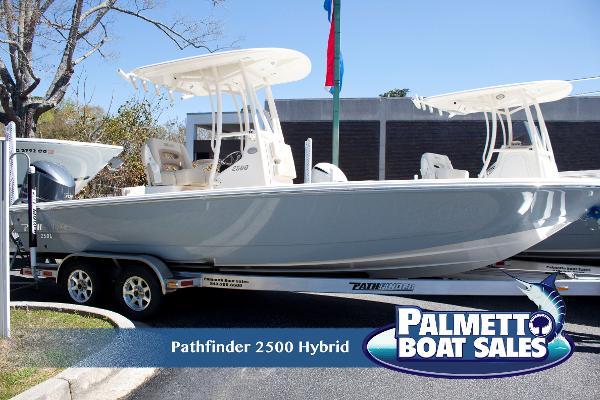 Pathfinder 2500 Hybrid Profile