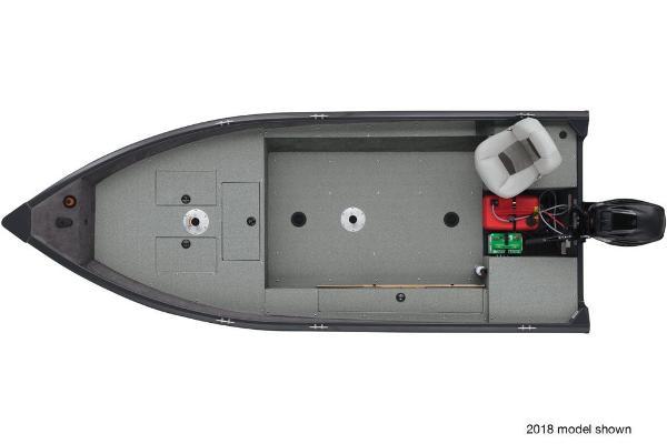 Tracker Guide V-16 Laker DLX T