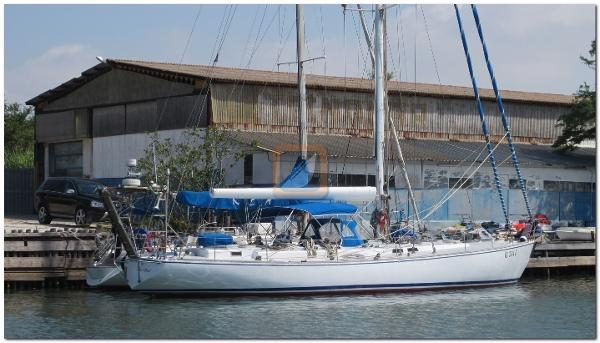 Viking Boats Classic Italian Steel Cutter Merak - Rodolfo Foschi - steel cutter