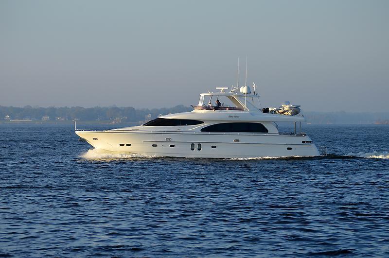 "Horizon Motor Yacht ""ELLA CLARE"""