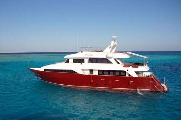 Custom Custom Dive Boat