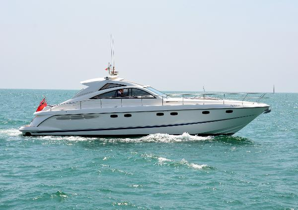 Fairline Targa 52 GT Fairline Targa 52 GT