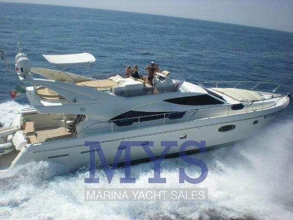 Ferretti Yachts 620 FERRETTI 620 (7)