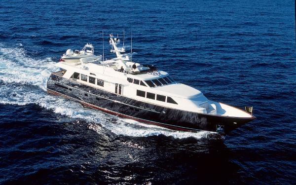 Burger Pilothouse Motor Yacht