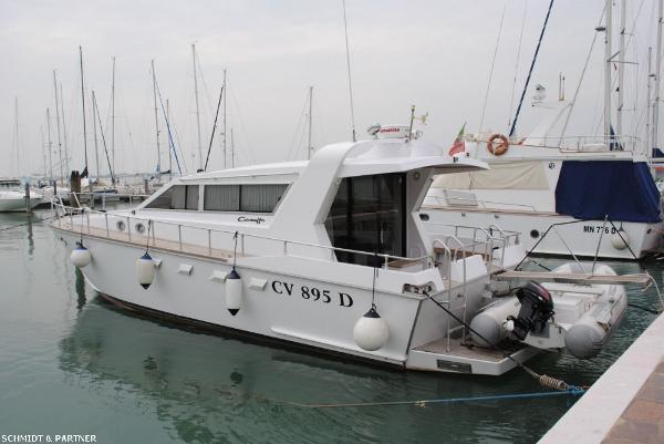 Camuffo 44 SPORTLINE 84116