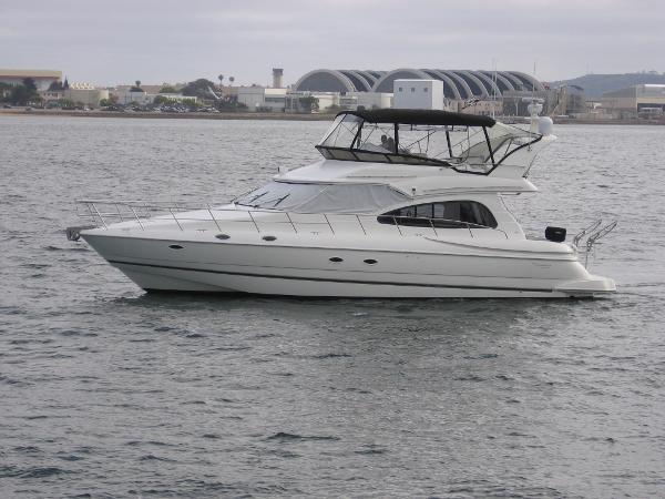 """Cruisers 50 Sedan Cruisers Yachts 5000 Sedan Sport """"EVVIVA"""""""