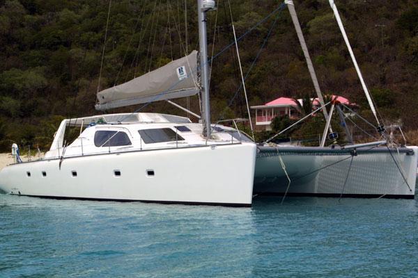 Voyage Yachts 580