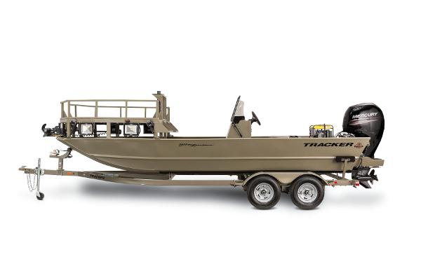 Tracker Grizzly 2072 MVX Sportsman