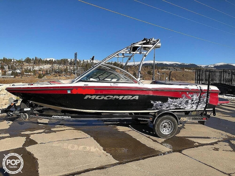 Moomba Mobius LSV 2010 Moomba Mobius LSV for sale in Golden, CO