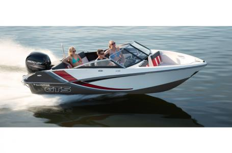 Glastron GTS 180 Bow Rider Outboard