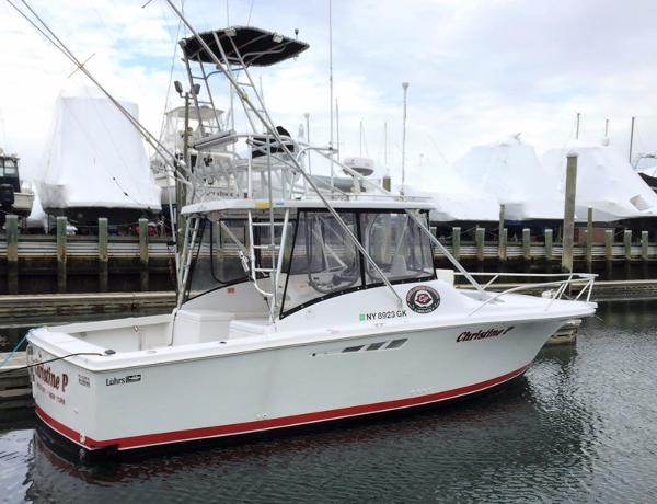 Luhrs 290 Open Profile