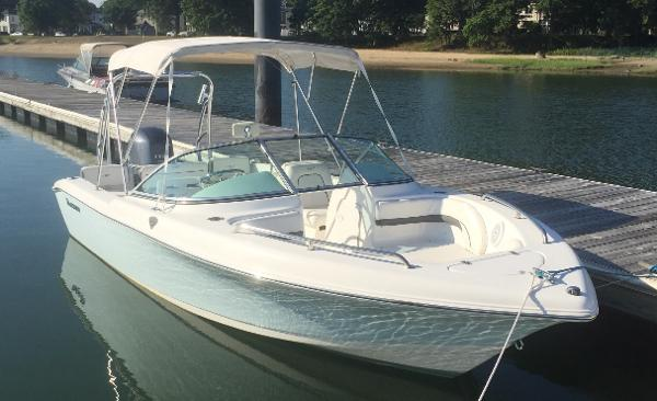 Tidewater 196 Dual Console