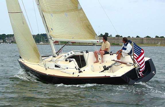 J Boats J/100 Manufacturer Provided Image