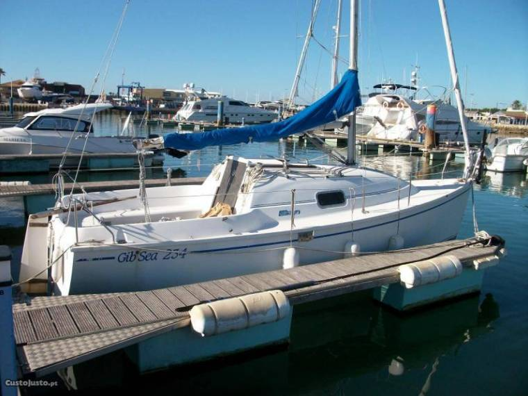 Gilbert Marine Gib Sea 234