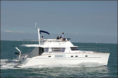 Fountaine Pajot Cumberland 46 Manufacturer Provided Image: Fountaine Pajot Cumberland 46